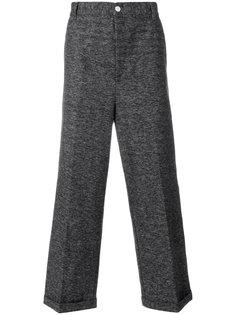 широкие брюки свободного кроя Sunnei