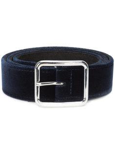 бархатный ремень  B-Low The Belt