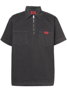 рубашка с воротником на молнии 424 Fairfax