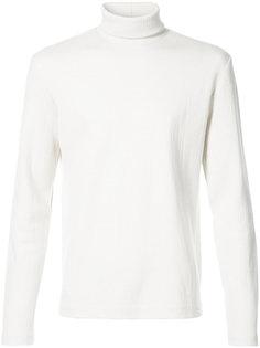 свитер с отворотной горловиной  Stephan Schneider