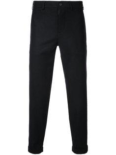 брюки с подвернутым подолом Stephan Schneider