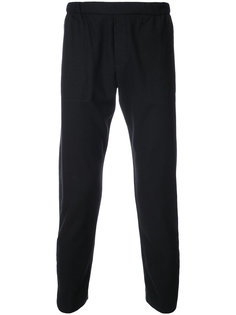 укороченные брюки  с эластичным поясом  Stephan Schneider