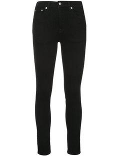джинсы скинни с завышенной талией Brock Collection