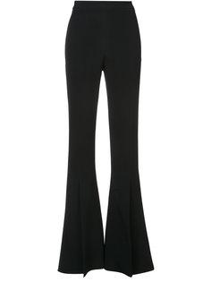 расклешенные брюки с завышенной талией Cushnie Et Ochs