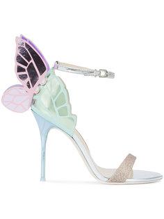 босоножки на шпильках с крыльями Sophia Webster