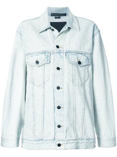 джинсовая куртка Daze Alexander Wang