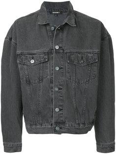 классическая джинсовая рубашка  Yeezy
