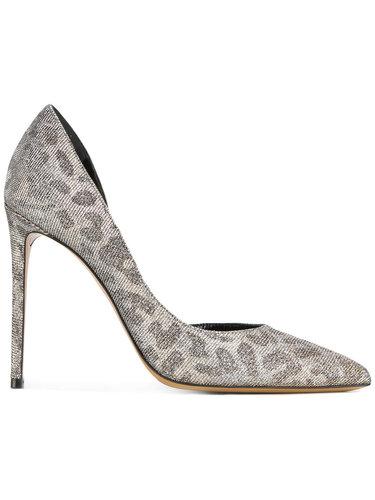 туфли 'Lima' с отделкой металлик Alexandre Vauthier