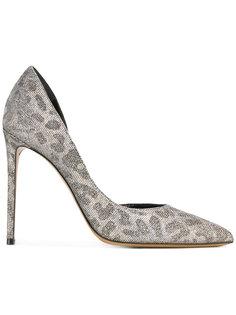 туфли Lima с отделкой металлик Alexandre Vauthier