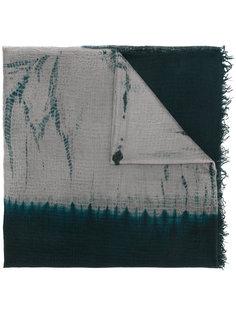 платок с принтом тайдай Suzusan