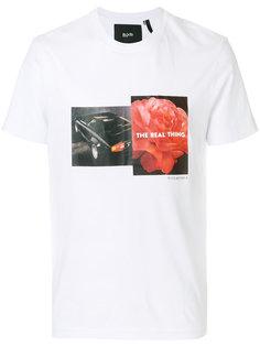 футболка Liberty Bloom Blood Brother