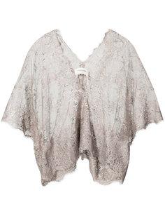 кружевная блузка с V-образным вырезом Loyd/Ford