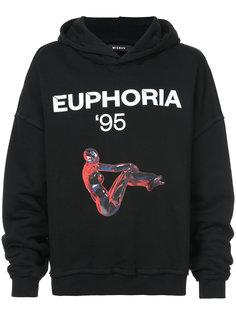 Euphoria hooded sweatshirt Misbhv