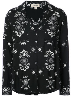 patterned blouse Lagence