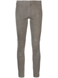straight leg trousers Akris Punto