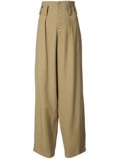брюки с завышенной талией Joseph
