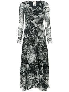 floral print dress Fuzzi