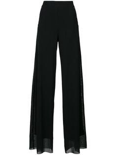 wide leg trousers Fuzzi