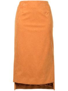 асимметричная юбка Estnation