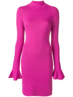 платье с расклешенными манжетами Michael Michael Kors