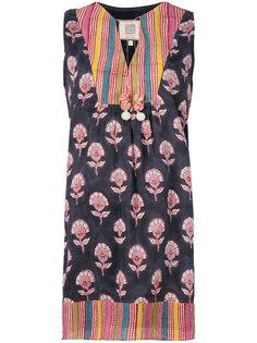 пляжное платье с узором Alicia Bell