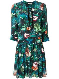 платье Remus Jungle Zadig & Voltaire
