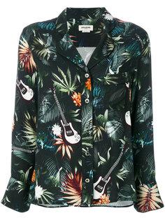 рубашка Tacha Jungle Zadig & Voltaire