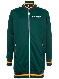 длинная спортивная куртка Palm Angels