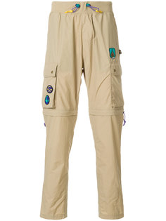 брюки с аппликацией Adidas By Pharrell Williams