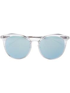 солнцезащитные очки с прозрачной оправе  Mcq By Alexander Mcqueen Eyewear