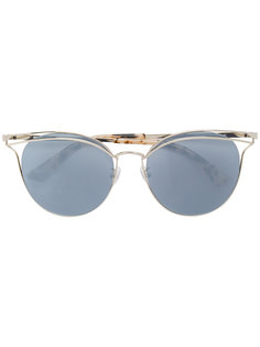 солнцезащитные очки кошачий глаз Mcq By Alexander Mcqueen Eyewear