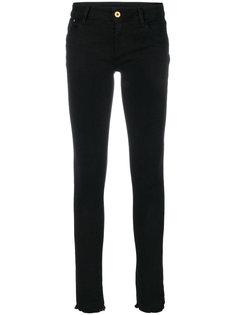 джинсы скинни с необработанным краем  Cycle
