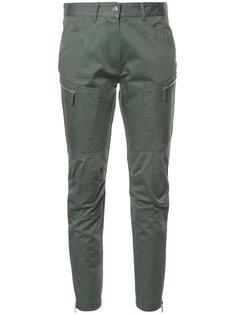 брюки с панельным дизайном Barbara Bui