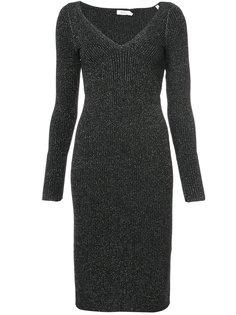 платье с V-образным вырезом Arvida  A.L.C.