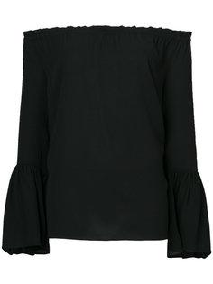 блузка свободного кроя Michael Kors