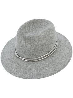 шляпа-федора Zoe Rag & Bone