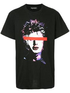 футболка с принтом Nick Cave Neil Barrett