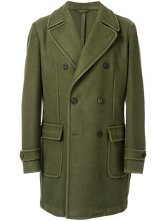 двубортное пальто Jeckerson