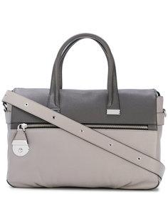 сумка-тоут дизайна колор-блок Marc Jacobs