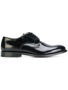 классические туфли на шнуровке Delloglio