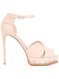 туфли на каблуке Mod Alexander McQueen