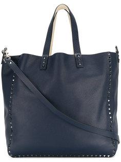 сумка-шоппер Rockstud Valentino