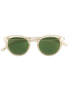 round-frame sunglasses Oliver Peoples