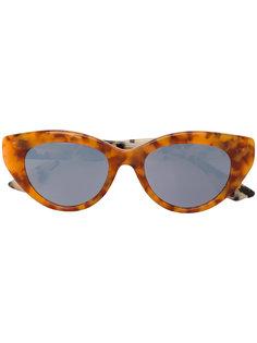 """солнцезащитные очки в оправе """"кошачий глаз"""" Mcq By Alexander Mcqueen Eyewear"""