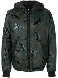 камуфляжная куртка-пуховик G-Star
