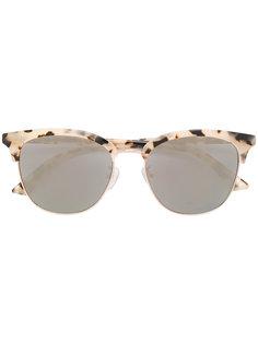 солнцезащитные очки в черепаховой оправе  Mcq By Alexander Mcqueen Eyewear