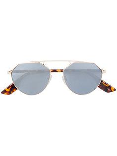 круглые солнцезащитные очки-авиаторы  Mcq By Alexander Mcqueen Eyewear