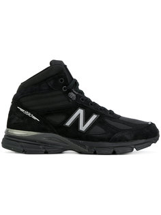 хайтопы на шнуровке New Balance