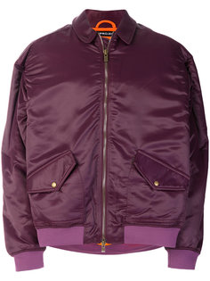 классическая куртка-бомбер на молнии  Y / Project