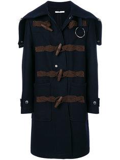оверсайз-пальто Givenchy